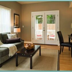 Tiny Living Room Paint Ideas