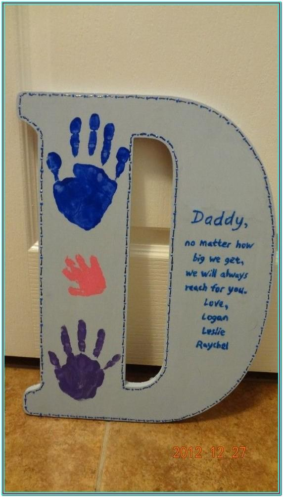 Toddler Painting Ideas For Father's Day