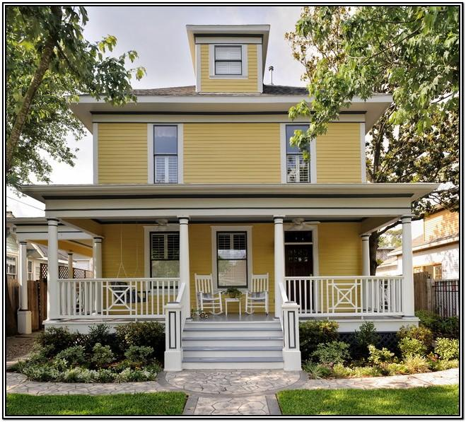 Traditional Exterior Paint Colors