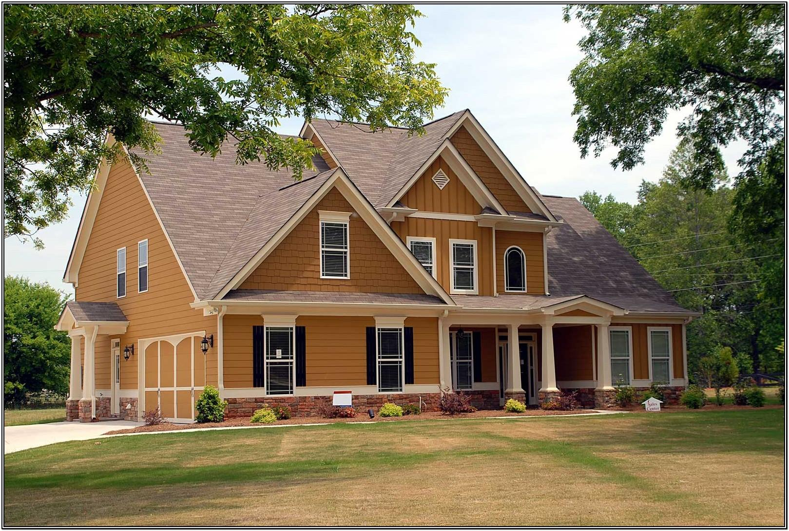 Traditional House Exterior Colors