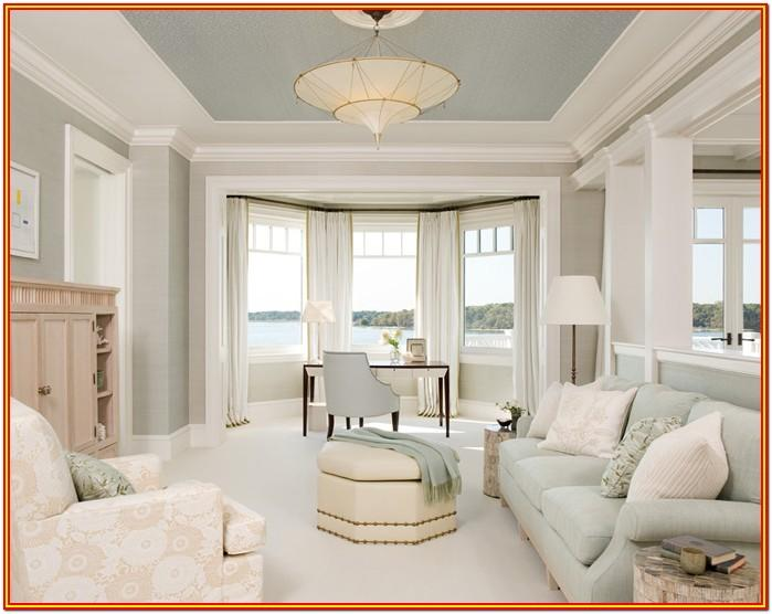 tray ceiling paint color ideas