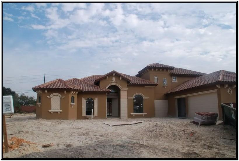 tuscan exterior color schemes