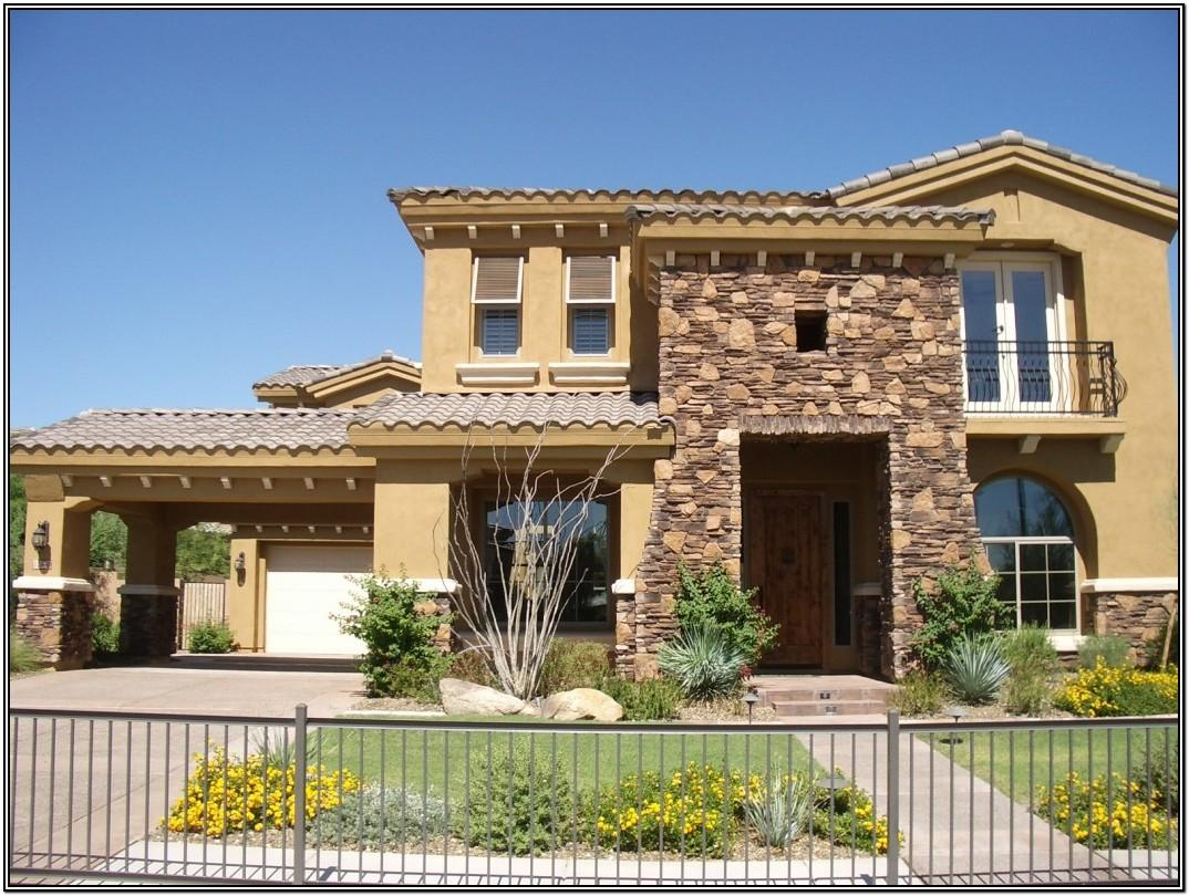 Tuscan Exterior Paint Colors