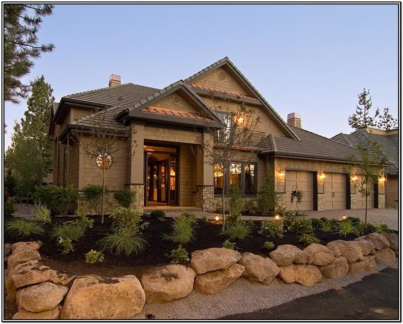 Tuscan Style Exterior Paint Colors