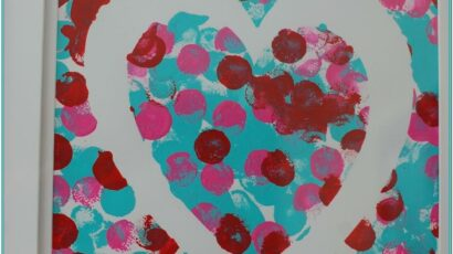 Valentine Painting Ideas For Toddlers