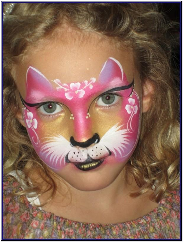 Very Simple Face Painting Ideas