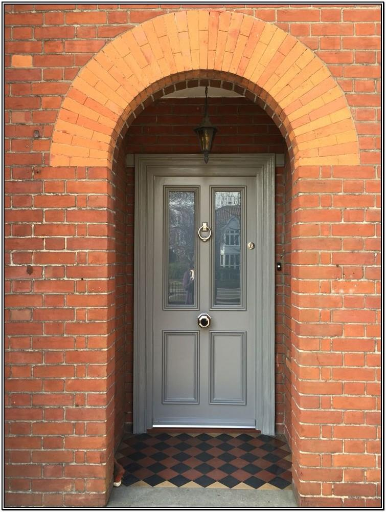 victorian front door colour schemes