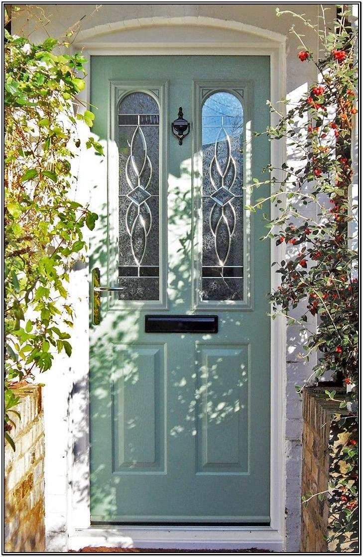 Victorian House Front Door Colours