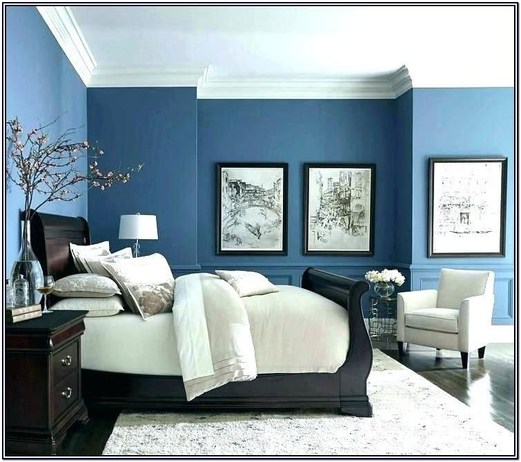 Wall Color Ideas For Bedroom With Brown Furniture