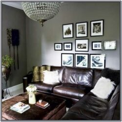Wall Color Ideas For Brown Furniture