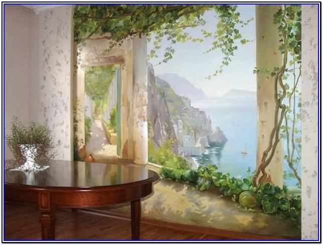 Wall Murals Painting Ideas