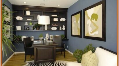 Wall Paint Color Ideas For Office