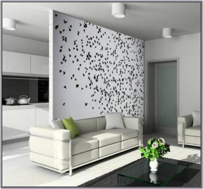 Wall Paint Design For Living Room