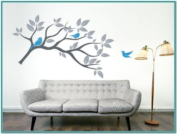 wall paint design ideas easy