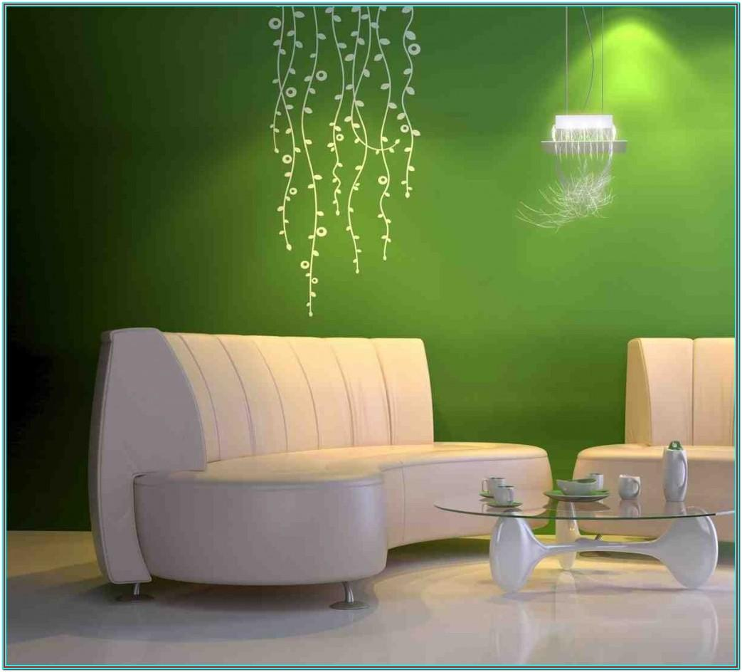 Wall Paint Design Ideas For Living Room