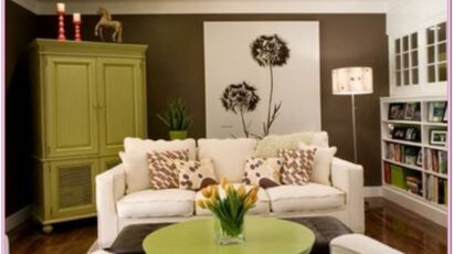 Wall Paint Ideas Living Rooms