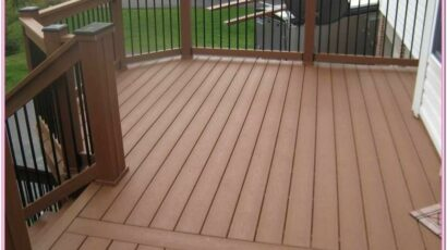 Wood Deck Paint Color Ideas