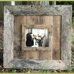 Wood Picture Frame Painting Ideas