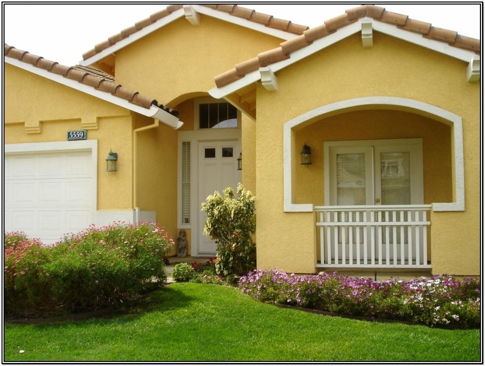 Yellow Home Paint Colors