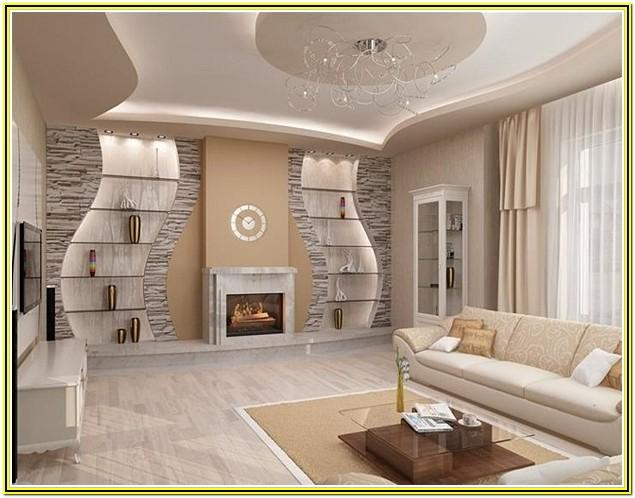 Accent Wall Ideas For Living Room