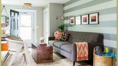 Accent Walls Ideas For Living Room