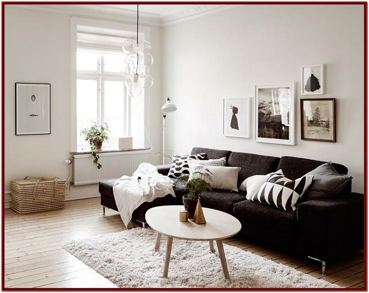 Black And White Ideas For Living Room