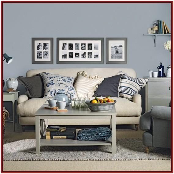 Blue And Grey Living Room Accessories
