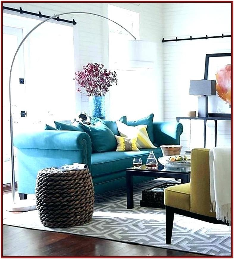 Blue Living Room Ideas 2019