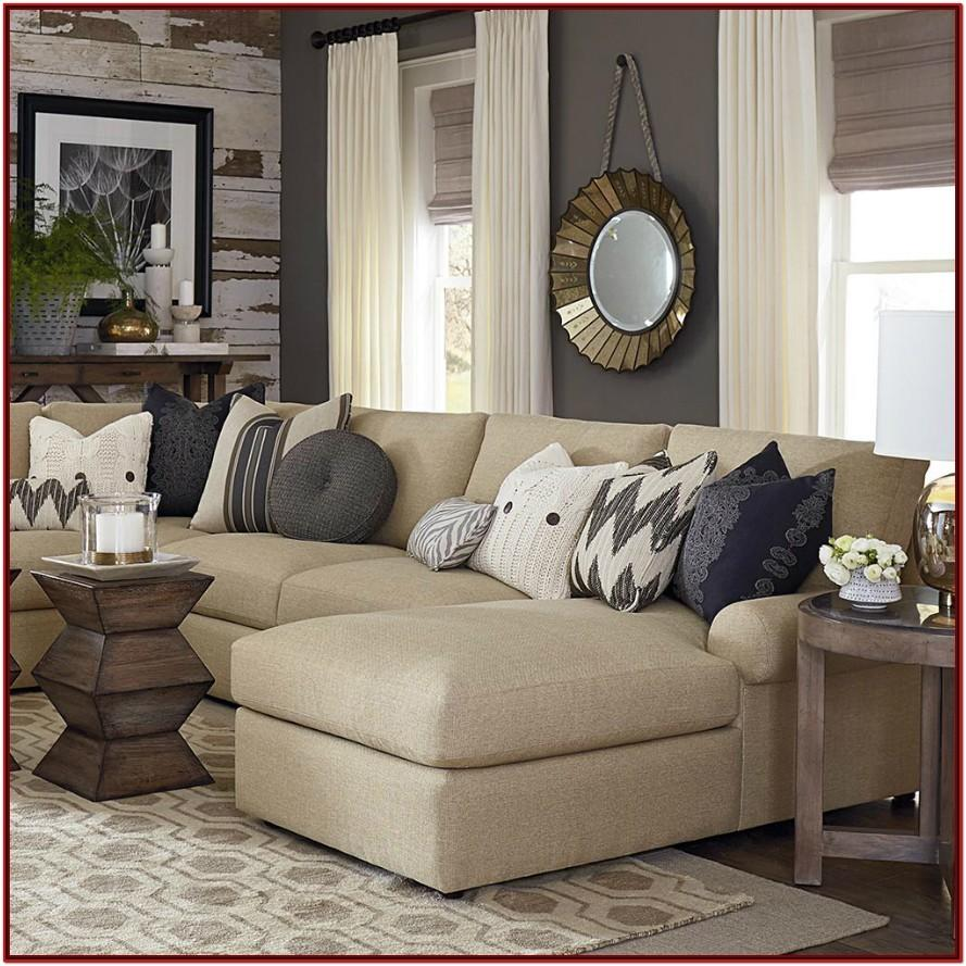 Brown And Beige Living Room Decor