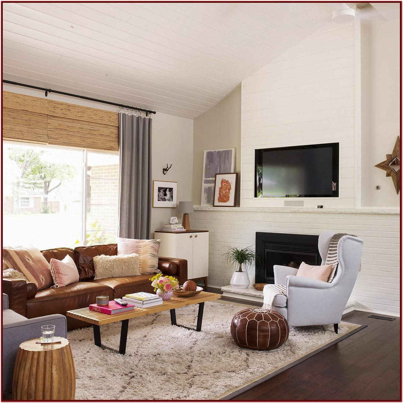 Brown And Tan Living Room Decorating Ideas