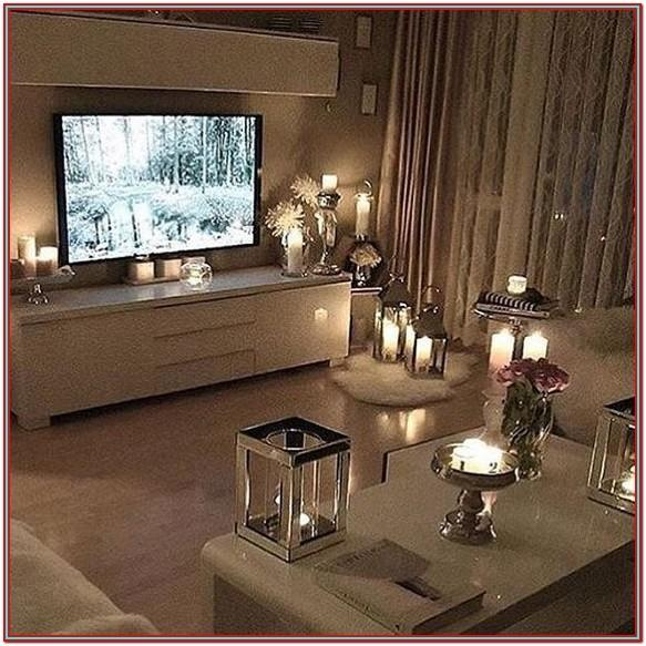 Candles In Living Room Decor