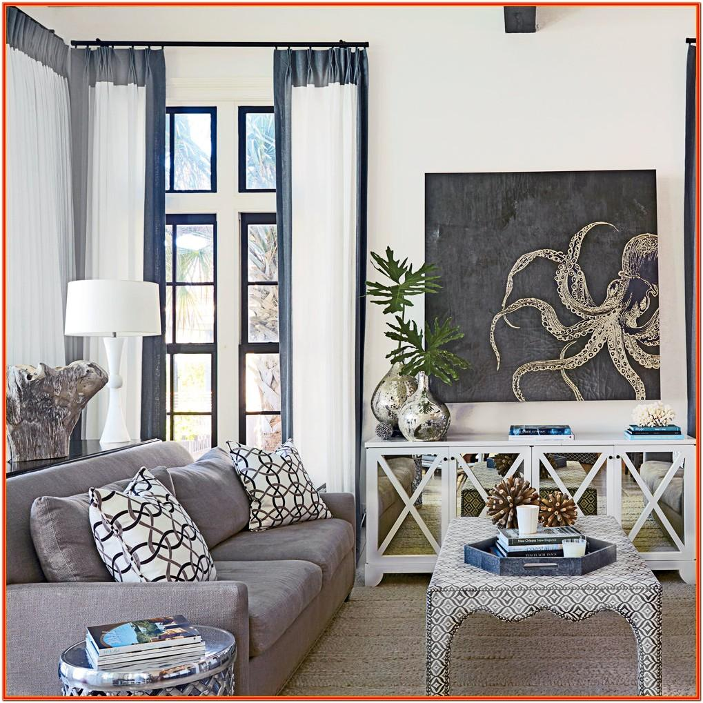 Coastal Living Room Pictures