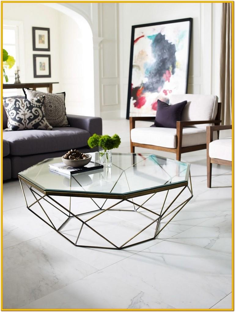 Coffee Table Decorations In Living Room