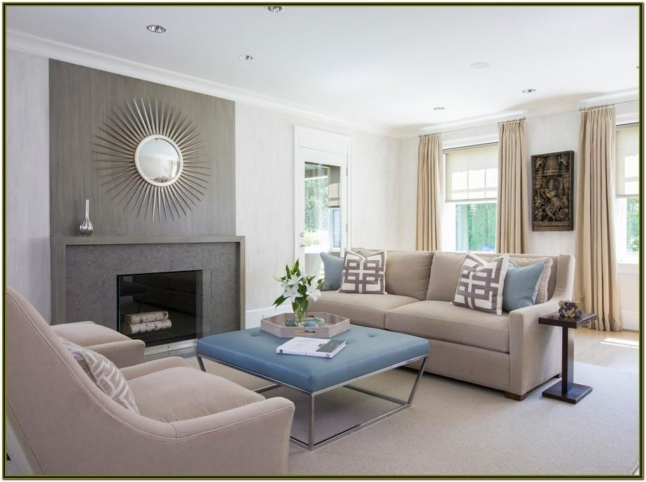 Contemporary Living Room Decor