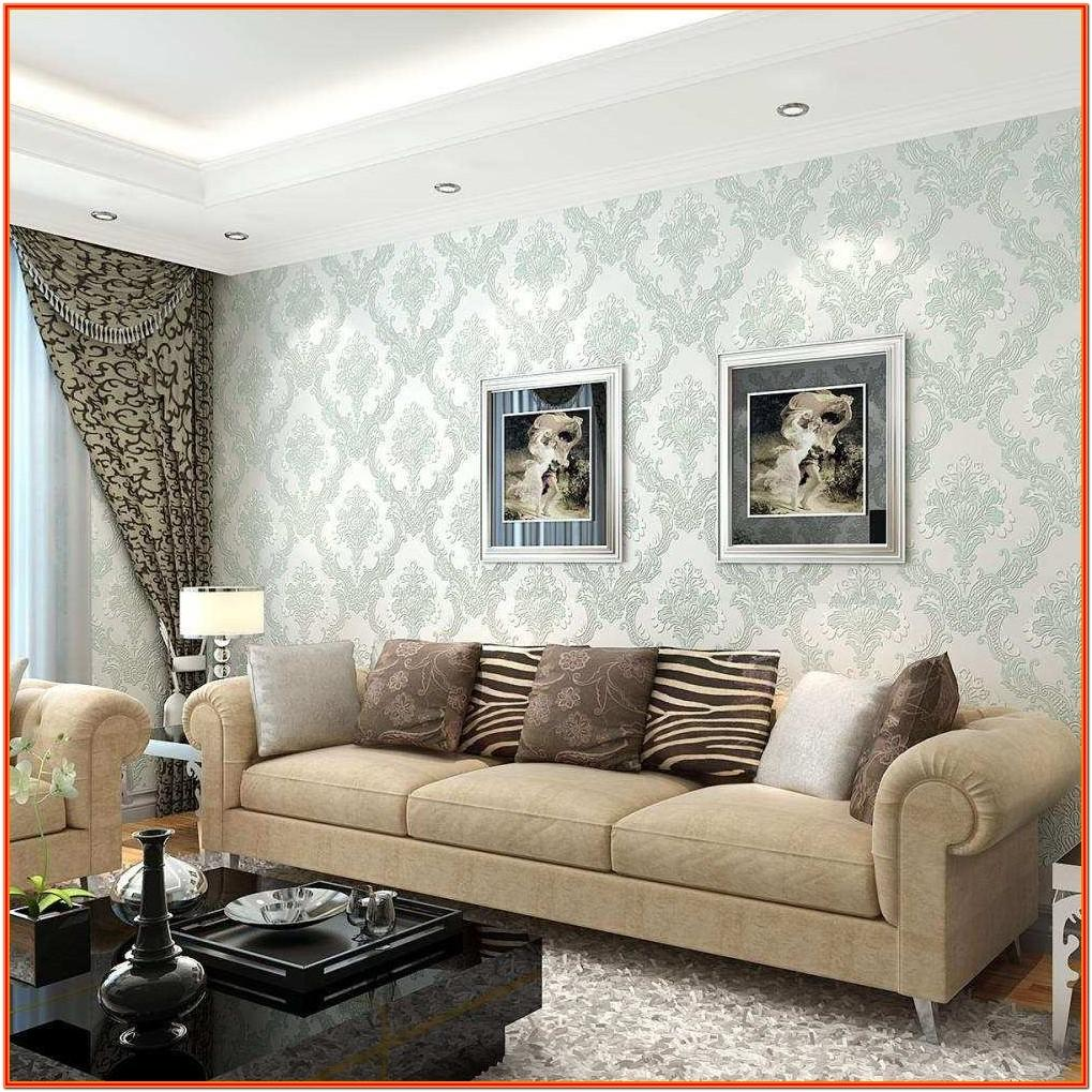 Contemporary Wall Designs For Living Room