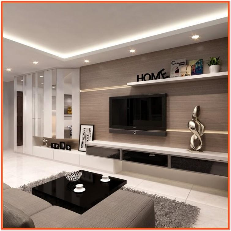 Contemporary Wall Unit Designs For Living Room