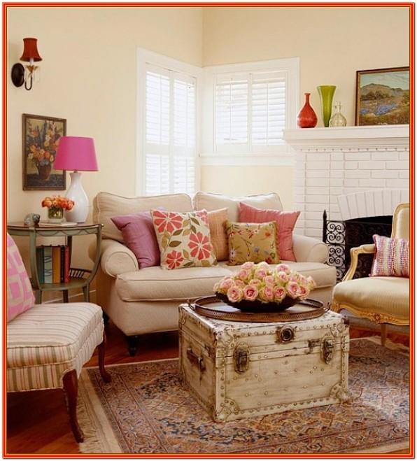 Country Cottage Style Living Room Ideas