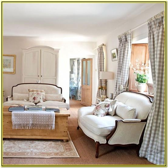 Country French Decorating Ideas Living Room