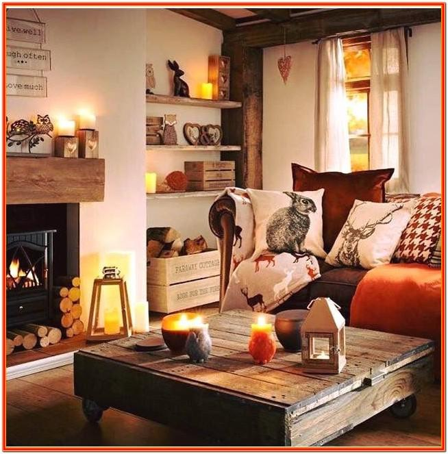 Cozy Living Room Decorating Tips