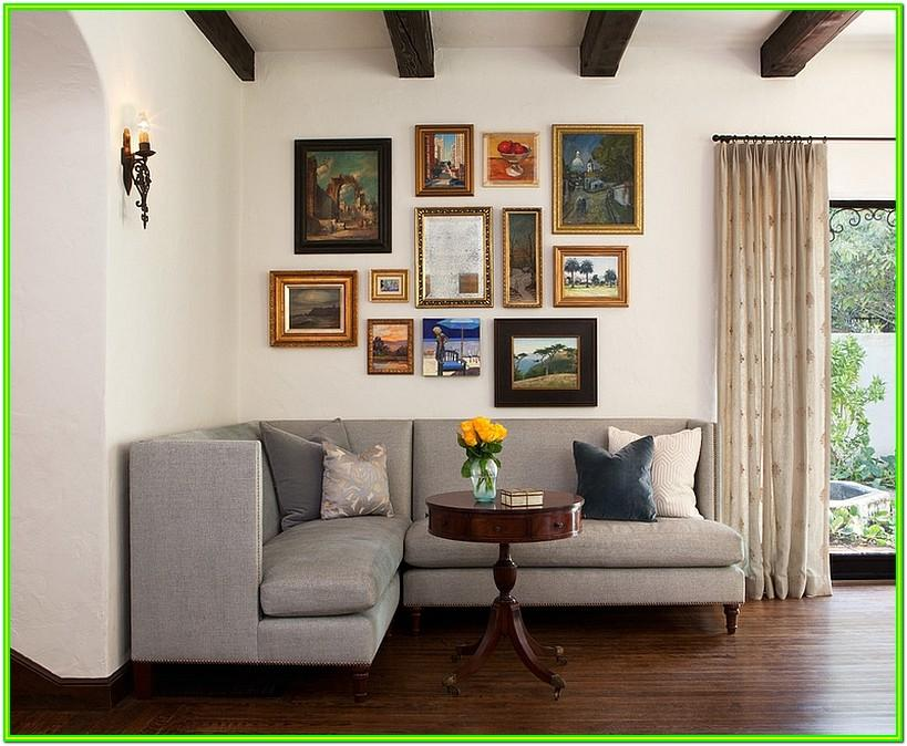 Decorate A Living Room Corner
