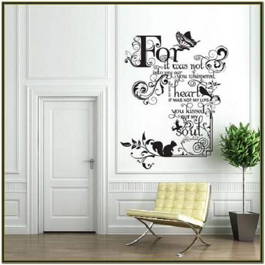 Decorate A Living Room Wall