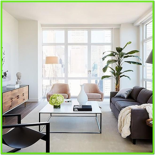Decorate A Small Square Living Room