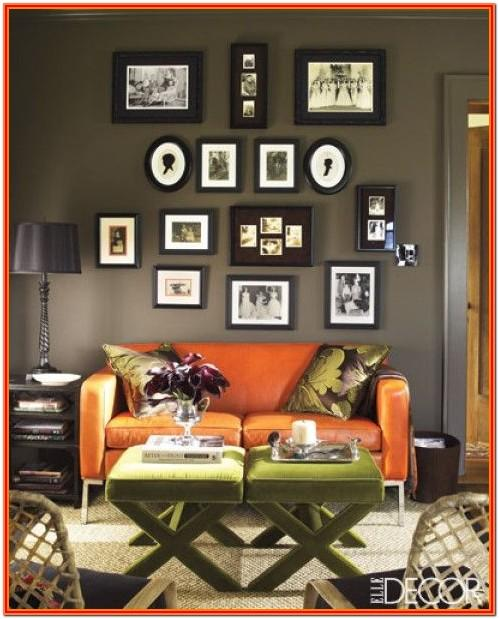 Decorate Empty Wall In Living Room