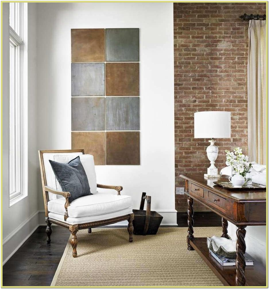 Decorating A Huge Living Room Wall
