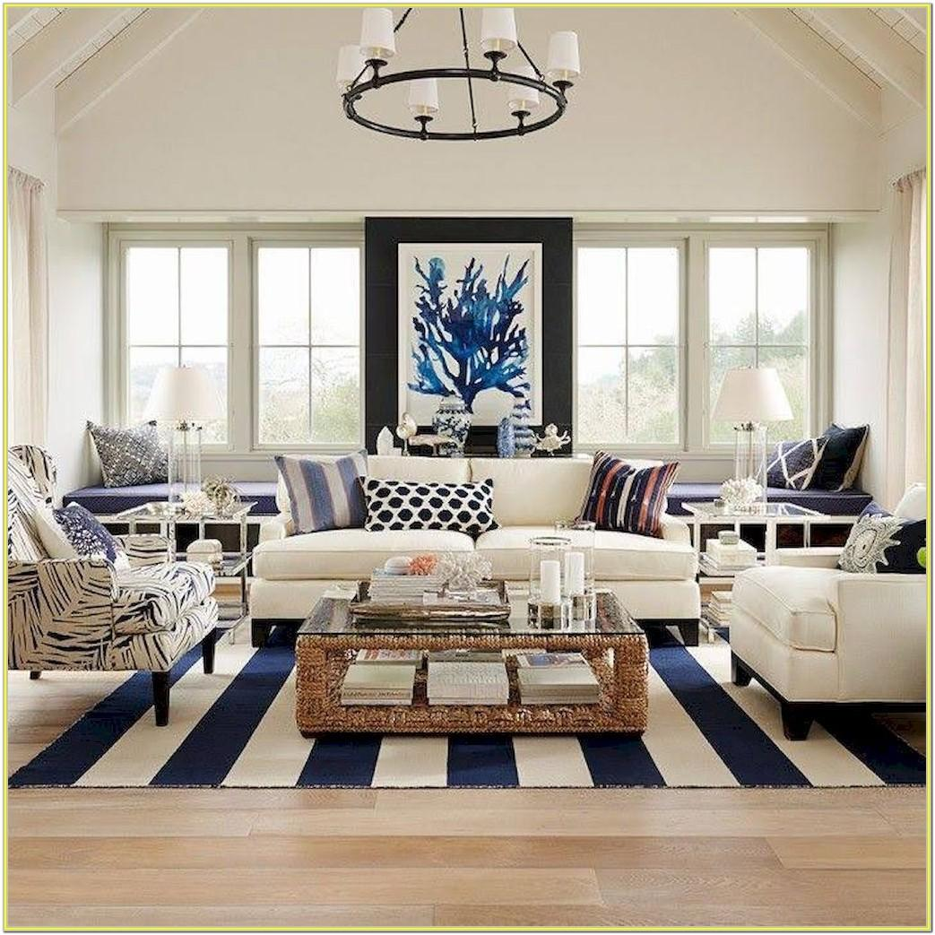 Decorating A Large Long Living Room