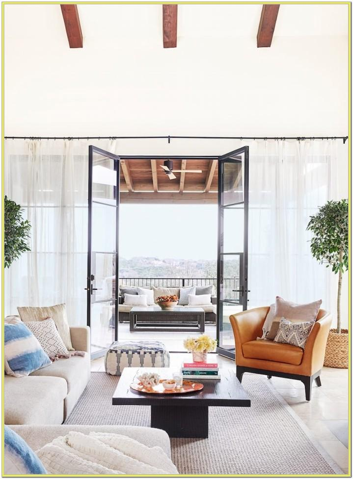 Decorating A Large Open Living Room