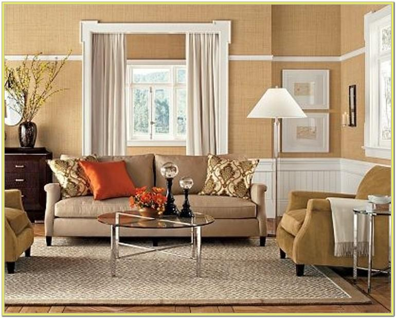 Decorating A Living Room With Beige Walls