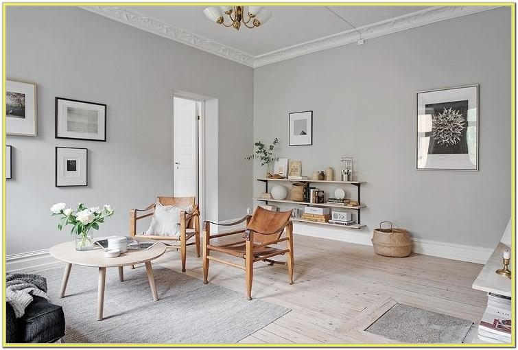 Decorating A Living Room With Gray Walls
