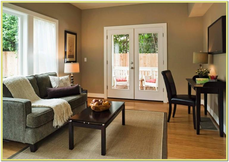 Decorating A Living Room With Little Wall Space