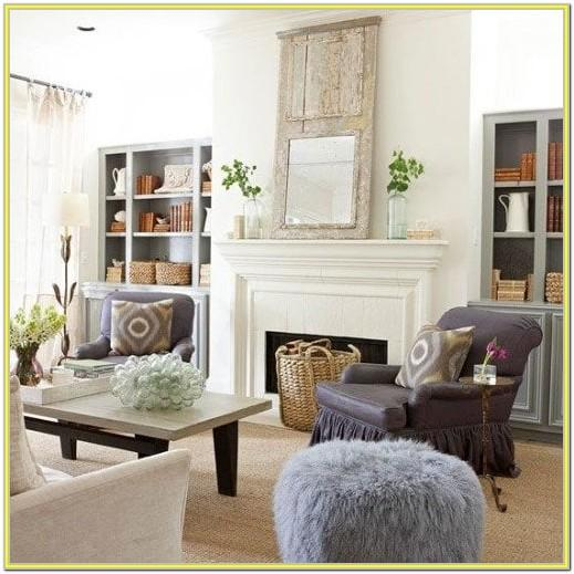 Decorating A Living Room With No Wall Space